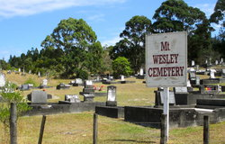 Dargaville (Mt Wesley New) Cemetery