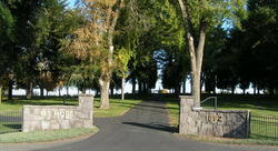 Mt Hope Cemetery College Place