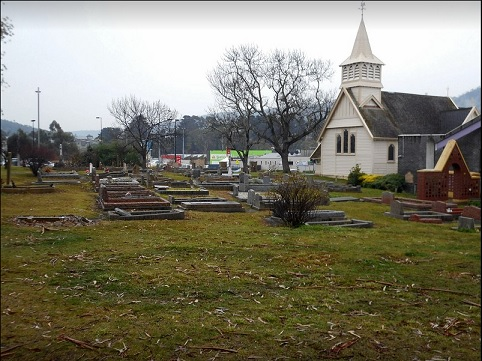 St Clements Anglican Church Graveyard