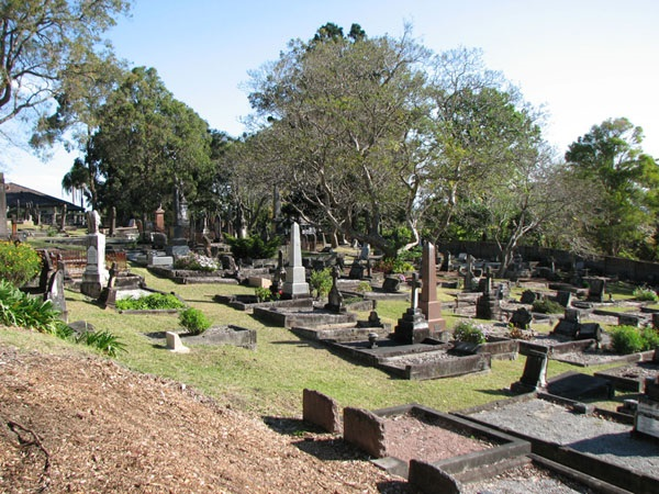 St Johns Anglican Church Cemetery