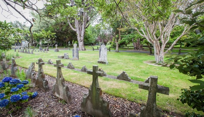 St James Anglican Church Graveyard
